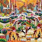 Ambos Nogales by Charles Harker