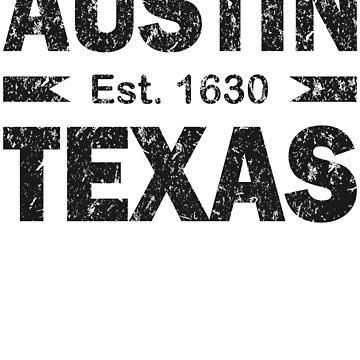 Texas by dealzillas
