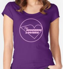 Modern Lovers T Shirt Women's Fitted Scoop T-Shirt