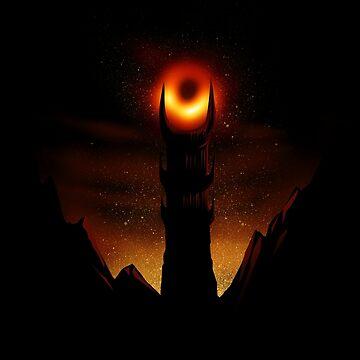 Blackhole Sauron von dandingeroz