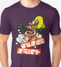 Splatfest Team Water Slides v.4 Unisex T-Shirt