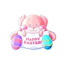 «Happy Easter» de Alioska