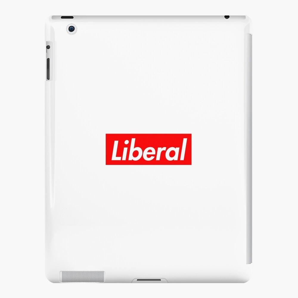 Liberal Funda y vinilo para iPad