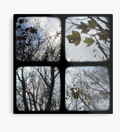 Winter of Discontent - TTV Metal Print