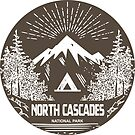 North Cascades National Park by esskay