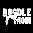 Doodle Mom - Gifts for Labradoodle / Goldendoodle Lovers by traciwithani