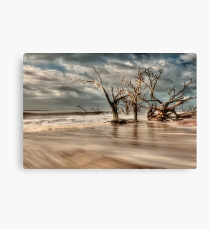 Botany Bay Canvas Print