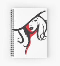 Cuaderno de espiral Sassy Lady