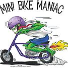 Taco Mini Bike Maniac by minibikemaniac