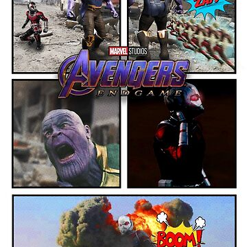 Thanos Meme von thatyoungyork