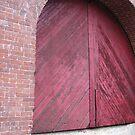 Lowell Door 1 by Judi FitzPatrick