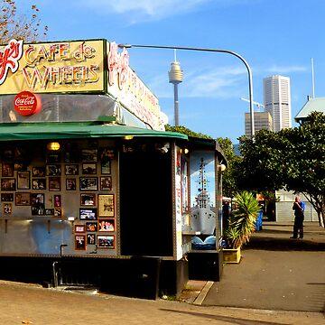 Harry's Cafe De Wheels Sydney Australia de LonelyMinstrel