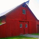 Awesome Barn in Voluntown, CT by Debbie Robbins