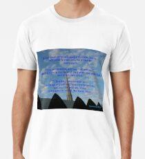 Die Osterbotschaft Premium T-Shirt