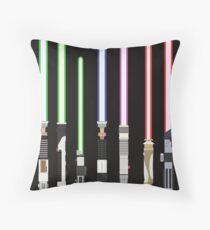 Star Wars Lightsaber Throw Pillow