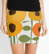 Minifalda Girasoles