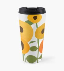 Sunflowers Travel Mug