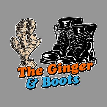 The Ginger and Boots [Rx-RB] by RoufXis