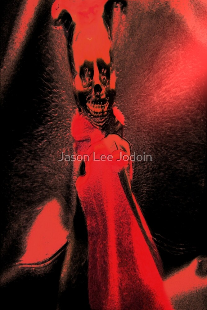 The Devil Awaits his Bride by Jason Lee Jodoin