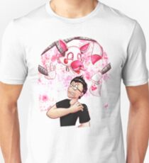 markiplier fan! - FNAF 2 T-Shirt