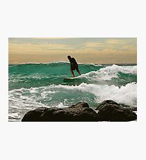 ARMS  WIDE  OPEN Photographic Print
