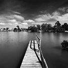 Sawtells Inlet - Tooradin by Jim Worrall