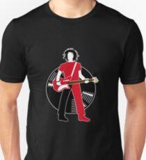Jack The Axe-pander - Jack White III (White Stripes Edition) Unisex T-Shirt