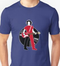 Jack The Axe-pander - Jack White III (White Stripes Edition) T-Shirt