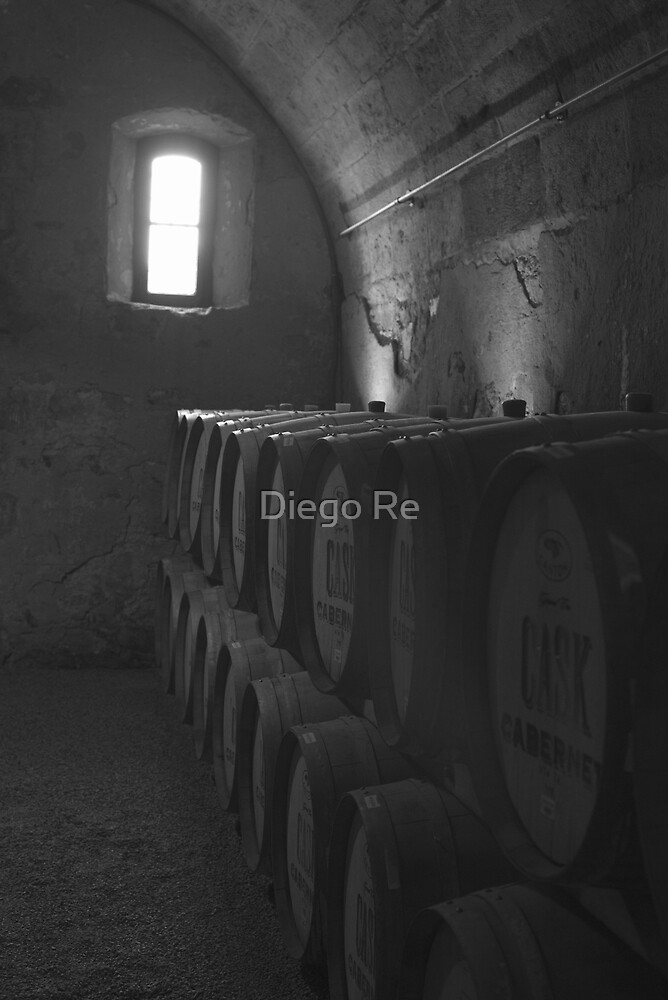 The Cellar by Diego Re