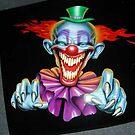 Killer Klown by Paul Julian