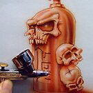 NOS Skulls by Paul Julian