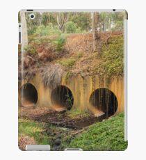Culverts, Farrell Street, Bridgetown, Western Australia iPad Case/Skin