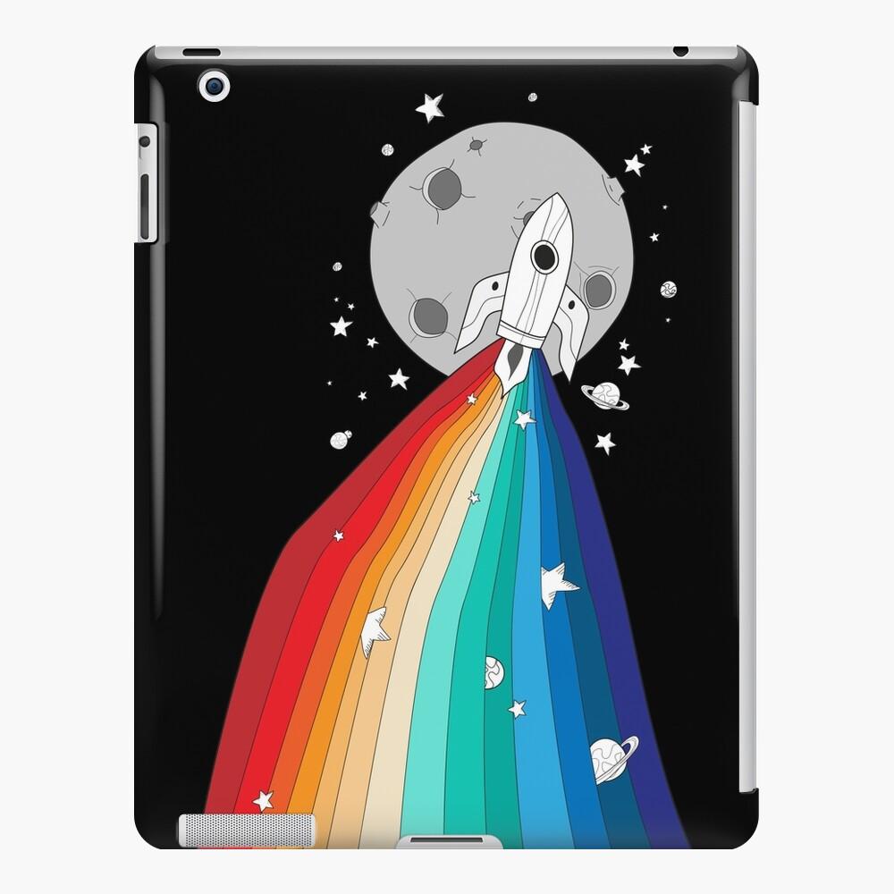 Stolz Rakete iPad-Hülle & Skin