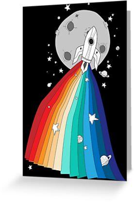 «Pride Rocket» de noeldelmar