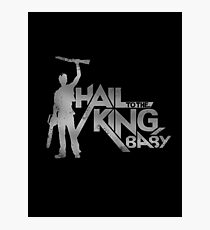 Evil Dead - Hail To The King [Dark] Photographic Print