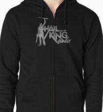 Evil Dead - Hail To The King [Dark] Zipped Hoodie