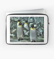 Four Penguins Laptop Sleeve
