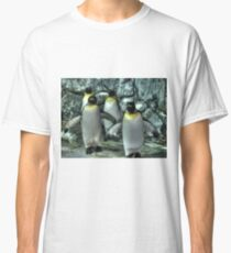 Four Penguins Classic T-Shirt