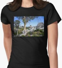 Wollondilly River Women's Fitted T-Shirt