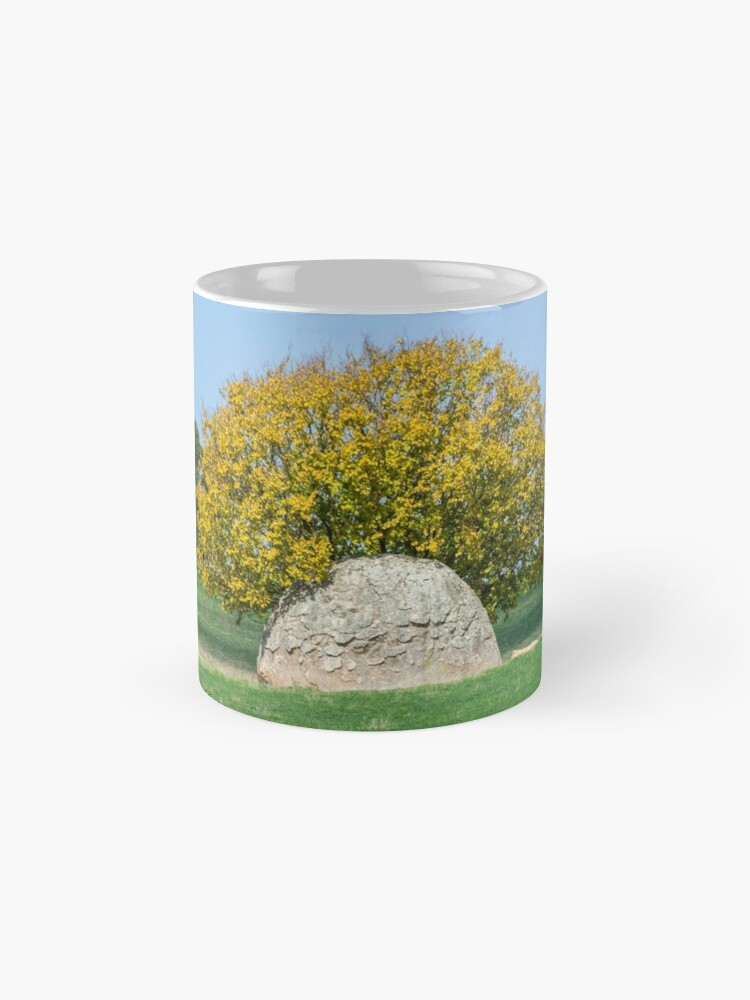 Alternate view of Rock and Tree in Meadow Mugs