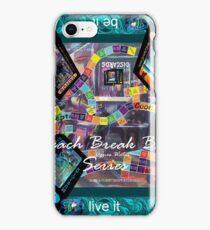 ETHOS - the game - Beach Break Bar indoor iPhone Case/Skin