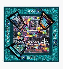 ETHOS - the game - Beach Break Bar indoor Photographic Print