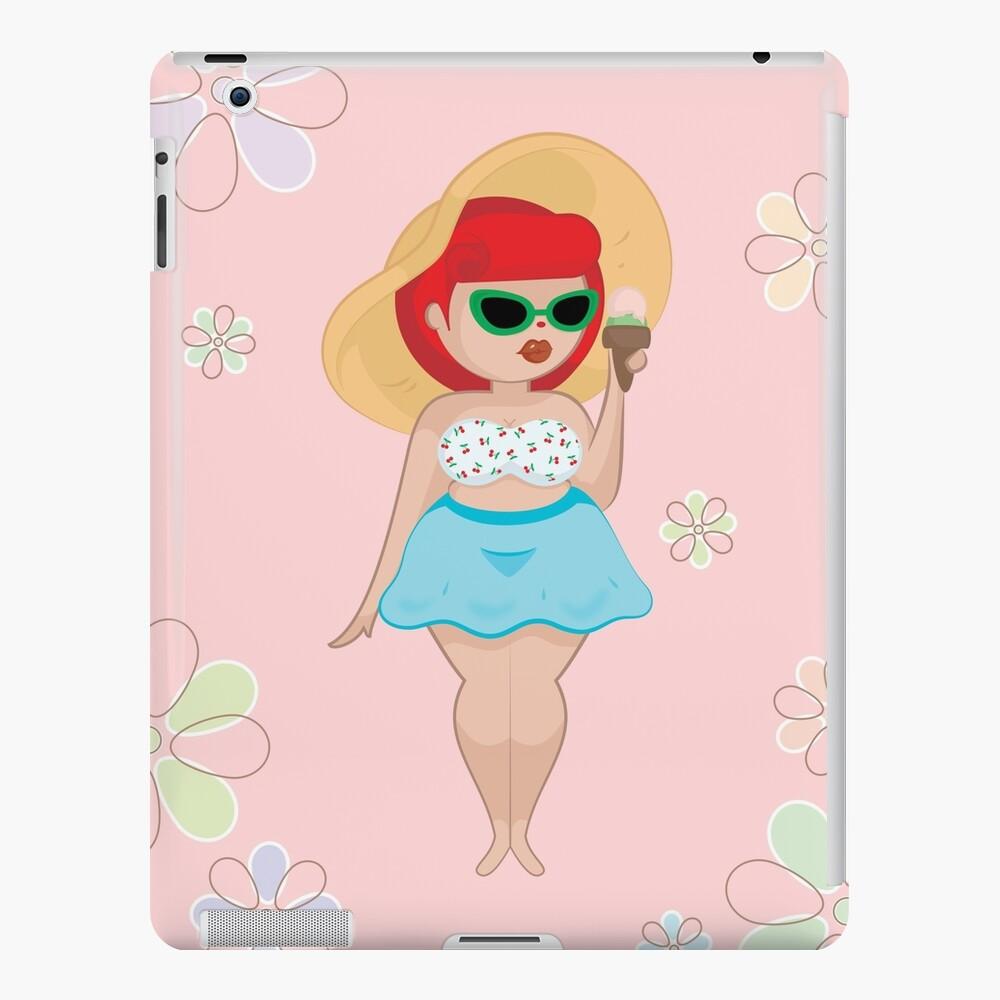 Amor de verano Funda y vinilo para iPad