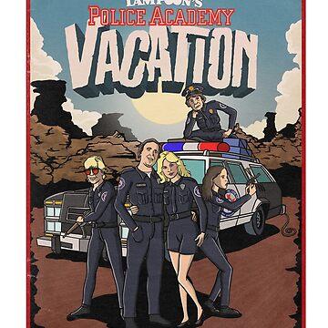 Vacaciones de la Academia de Policía de pgdn