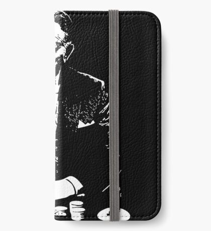 The Man - Lancey Howard iPhone Wallet