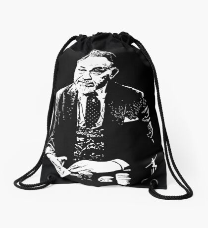 The Man - Lancey Howard Drawstring Bag