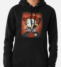 Sudadera con capucha Queen of Hearts