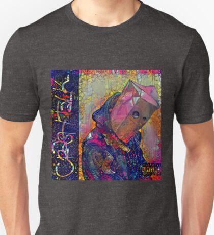 Abstract CrasH Talk T-Shirt