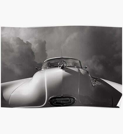buick eight Poster