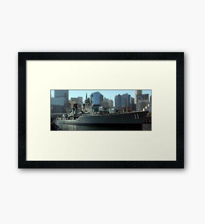 D11 HMAS Vampire(II) Framed Print